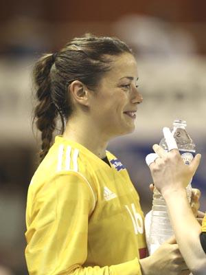 Cléopatre Darleux nice handball