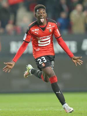 Ousmane Dembélé FOOT