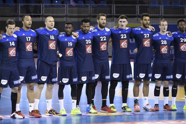 handball equipe de france 2016