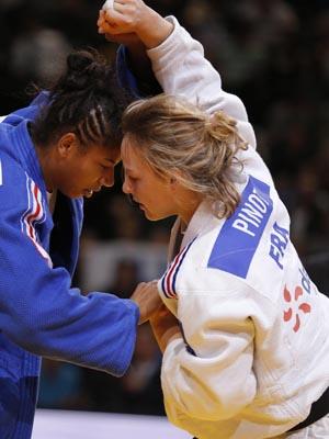 judo equipe de france feminine