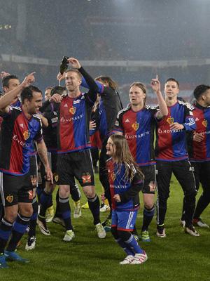 FC Bâle Champion suisse