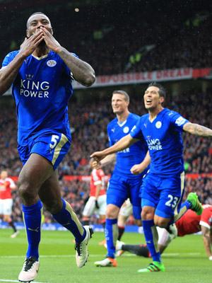LEICESTER CHAMPION ANGLETERRE
