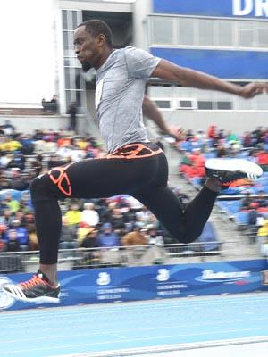 Teddy Tamgho athletisme