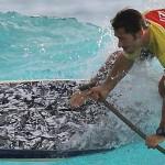 l'Oxbow Lacanau EuroSup paddle