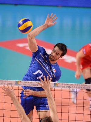 lafitte franck equipe de france volley