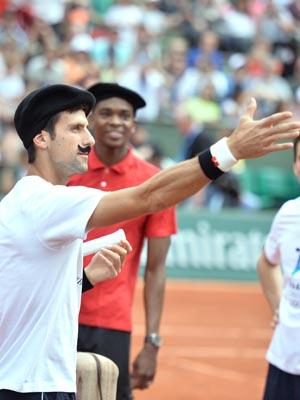rolland garros 2016 Djokovic