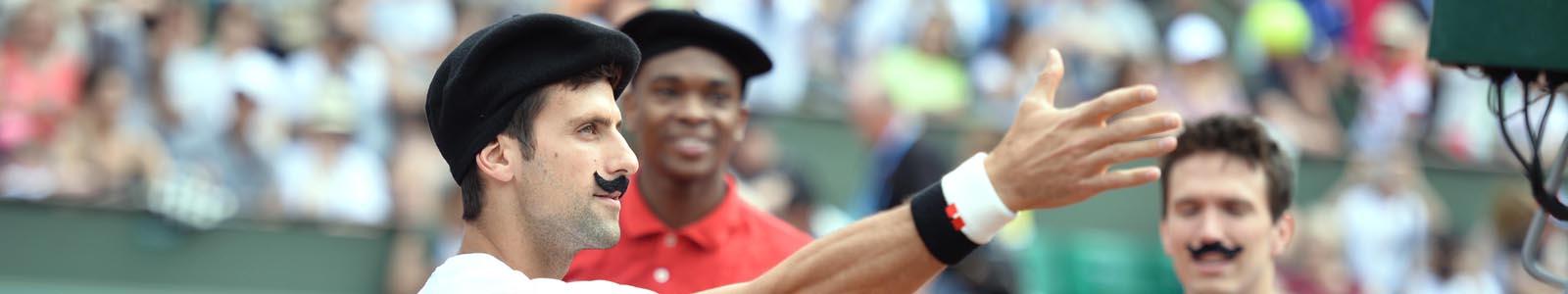 rolland garros Djokovic 2016