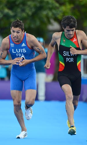 vincent luis triathlon