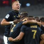 Monaco en tête de la Ligue 1 avec Nice !