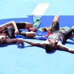 Mondial Triathlon: l'incroyable Final des frêres Brownlee!