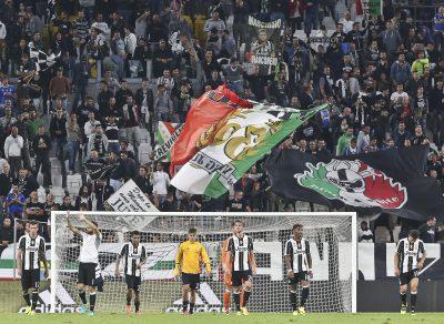 FOOT - CALCIO - 2016 21.09.16, Torino, Juventus Stadium, Serie A 5a Giornata - JUVENTUS-CAGLIARI - nella foto: esultanza finale Juventus