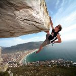 Escalade : le sport qui monte