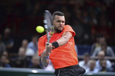 TENNIS - ATP MASTERS 1000 - TOURNOI DE BERCY - 2014 tsonga (jo wilfried) - (fra) - *** Local Caption ***