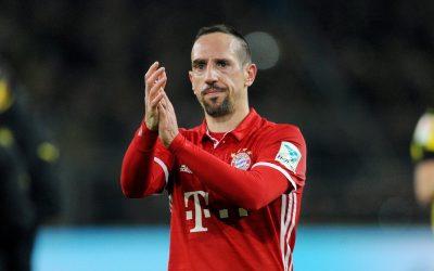 FOOT - BUNDESLIGA - 2016 Franck Ribery (Bayern) Dortmund, 19.11.2016, Fussball Bundesliga, Borussia Dortmund - FC Bayern Muenchen 1:0