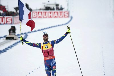 BIATHLON - CHPTS DU MONDE - 2016 fourcade (martin) - (fra) -   *** Local Caption ***
