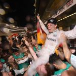 Formule 1 : The winner is Rosberg !