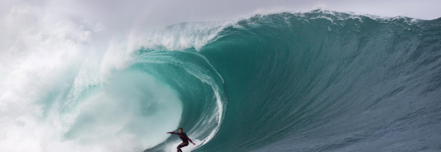 SURF - 2014 Cote de la Mort / Costa Da Morte / Coast of Death - Galice - Espagne le surfeur basque Asier Muniain
