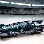 Le bobsleigh entre en piste