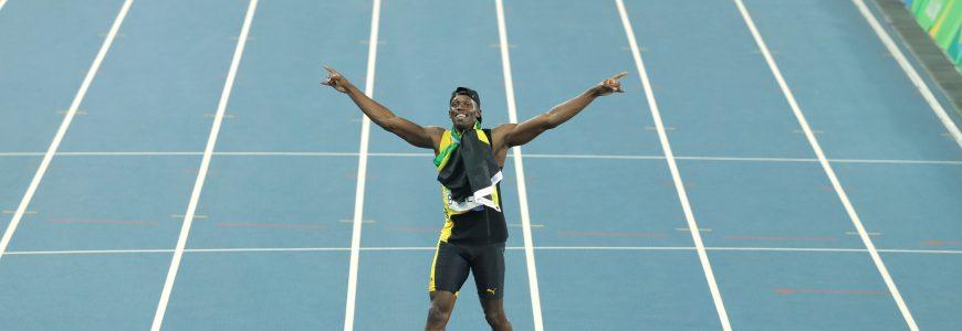 Usain Bolt JO RIO 2016