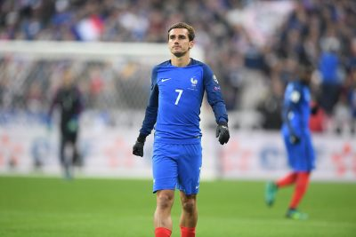 FOOT - ELIMINATOIRES COUPE DU MONDE 201 - 2016 griezmann (antoine) *** Local Caption ***