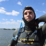 Benoît Lecomte va traverser le Pacifique à la nage