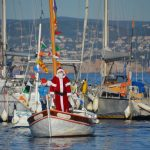 Le Noël des skippers du Vendée Globe
