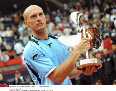 TENNIS - ATP - TOURNOI DE HAMBOURG 2009 - davydenko (nikolai)