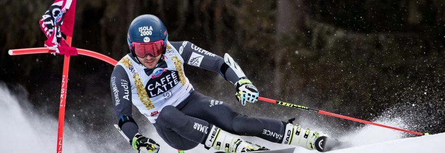 Mathieu Faivre Ski alpin