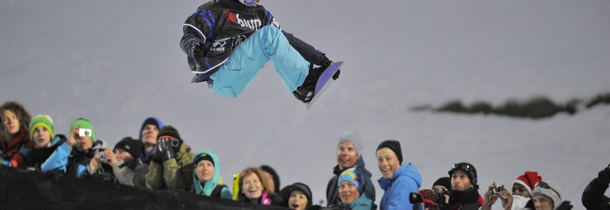 WINTER X GAMES - 2012 - SKI ACROBATIQUE - SNOWBOARD X games 2012 1er Jour