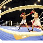 Un crochet par les World Series of Boxing