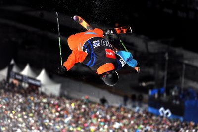 OMNISPORTS - SKI SUPER PIPE - 2012 krief (thomas) - (fra) -