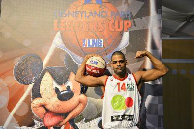 BASKET - LEADERS CUP 2013 - 2013 greer (ricardo)  joueur de Strasbourg  L'(15/02/2013)