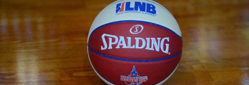 BASKET - LEADERS CUP 2013 - 2013  ballon de basket Spalding Leaders Cup