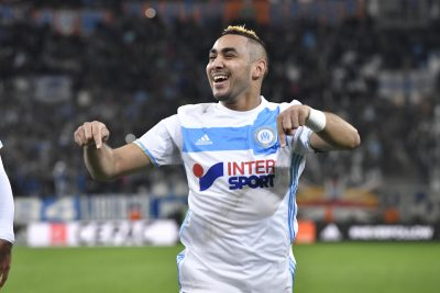 FOOT - L1 - 2017 payet (dimitri) *** Local Caption ***   Joie du 2-0 L'(09/02/2017)
