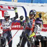Ski Alpin : Première médaille pour la France