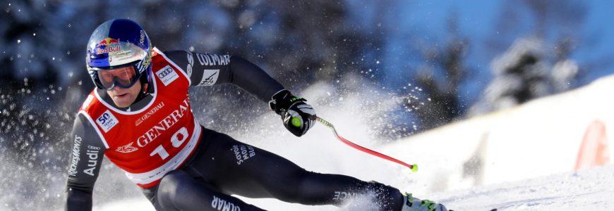 Alexis Pinturault Coupe du Monde Ski alpin Super G