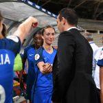 L'Equipe de France féminine dans le coup