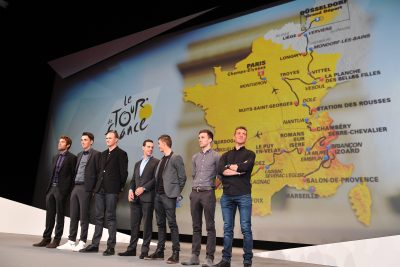 CYCLISME - 2016 pinot (thibaut) - (fra) -  bardet (romain) - (fra) - froome (christopher) - (gbr) - porte (richie) - (aus) - alaphilippe (julian) - (fra) - yates (adam) - (gbr) - voeckler (thomas) - (fra) -