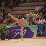 Ksenya Moustafaeva (Gym rythmique)