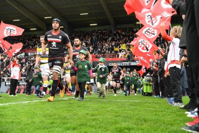 RUGBY - TOP 14 - 2017 dusautoir (thierry) *** Local Caption ***