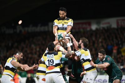 RUGBY - TOP 14 - 2017 vito (victor) *** Local Caption ***