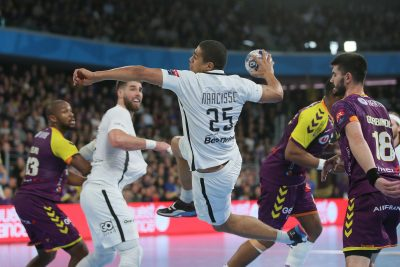 HAND - LIGUE DES CHAMPIONS - 2017 narcisse (daniel) *** Local Caption ***