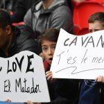 Cavani et Monaco champions des Trophées du football 2017