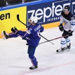 Hockey sur glace : les Français font perdre la tête aux Finlandais
