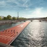 Paris 2024 : Journée Olympique , courir sur l'eau !