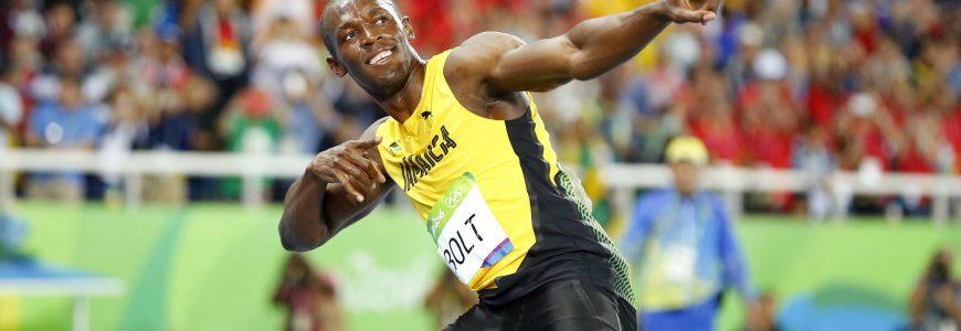 Usain Bolt la Foudre