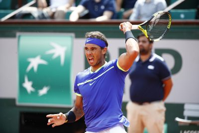 TENNIS - GRAND CHELEM - ROLAND GARROS 2017 - 2017 nadal (rafael) - (esp) - *** Local Caption ***