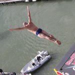Le plongeon de haut vol, sport à haut risque