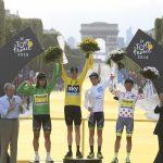 Les Maillots et Couleurs du Tour de France