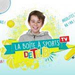 Vidéo-Vlog de La Boîte à sports  : Le Thib invité par le PSG !